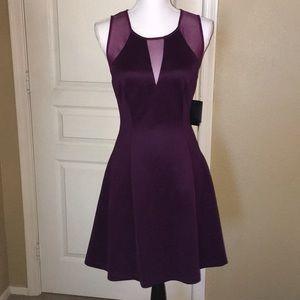 Plum Guess Dress